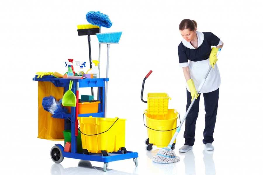 Schoonmaak bij RVS schoonmaakbedrijf gebeurt grondig en professioneel
